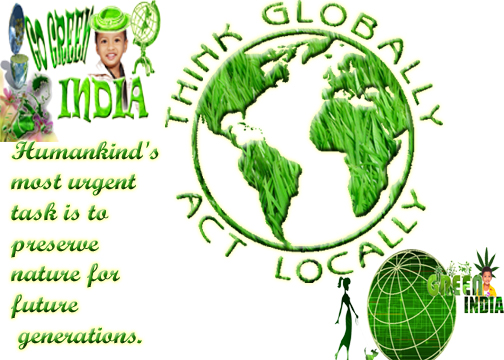 save environment slogans in english